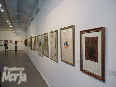 Sala mercado exhibition