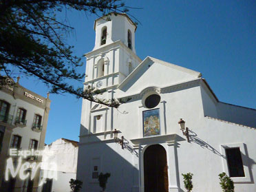 El Salvador church nerja 1