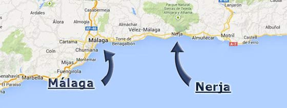 Explore Nerja Costa del Sol Spain